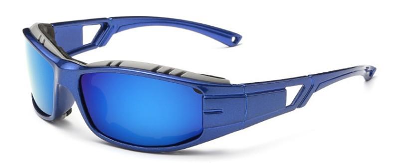 SO647 Men Women UV400 Cycling Glasses Outdoor Sport Mountain Bike MTB